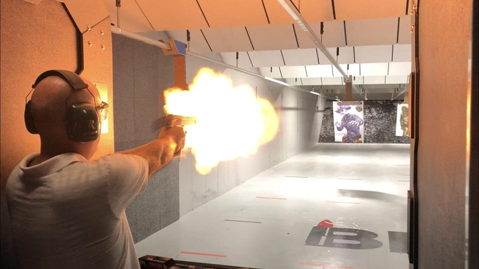 New boutique shooting range opens for business in Mequon