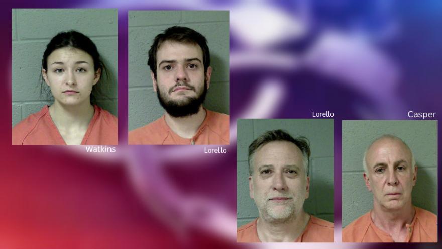 Drug investigation results in seizure of 827 marijuana plants