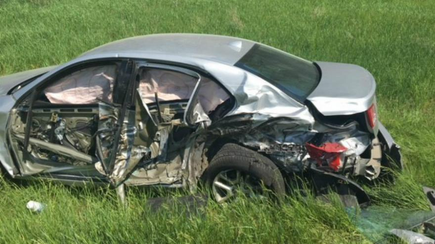 Texting while driving leads to two vehicle crash in Michigan