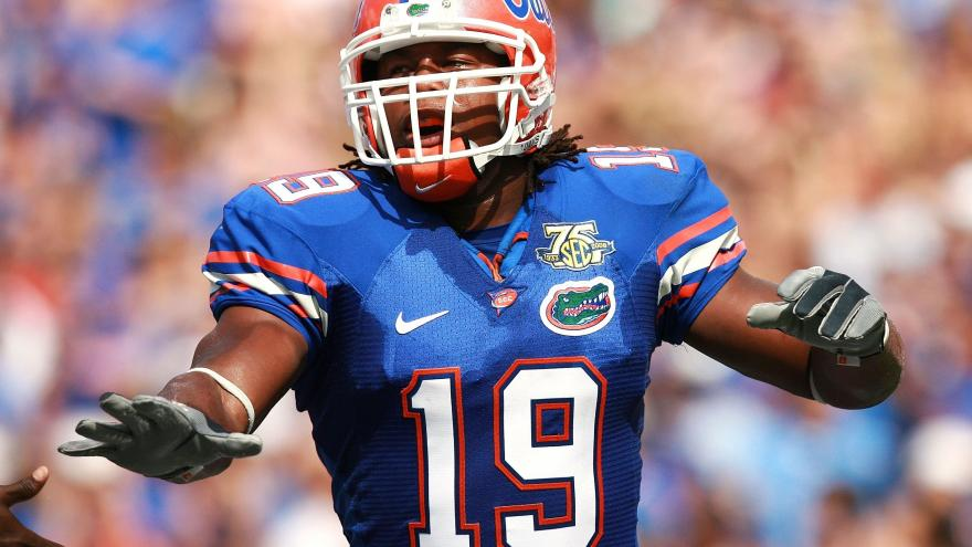 watch 34b04 bdf85 Former Florida Gators football captain charged with murder