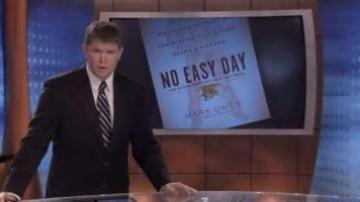 Author of 'No Easy Day' in hot water for disclosing classified