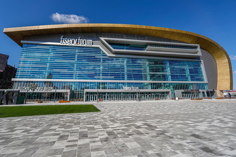 Fiserv Forum ranks among top 25 arenas in North America