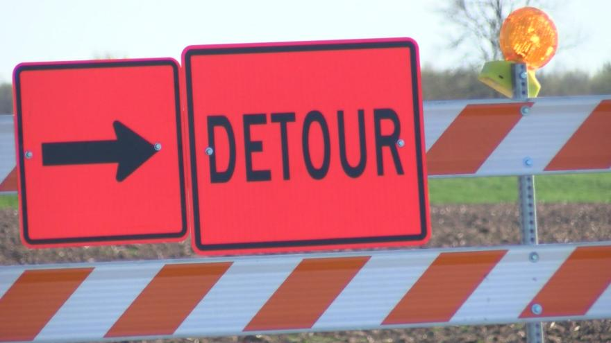 Long-term ramp closure in Racine County now in place until