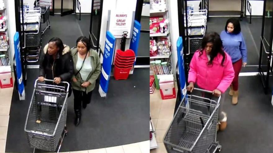 a9eefa6a3 Milwaukee Police looking for four suspects in strong armed robbery at Burlington  Coat Factory