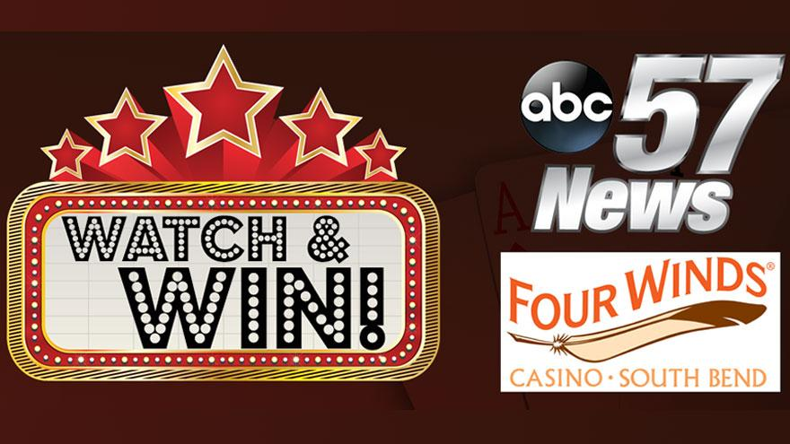 Winners 100 Gift Card To Four Winds Casino South Bend