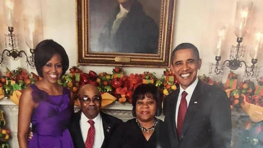 Former White House butler who served 11 presidents dies after ...