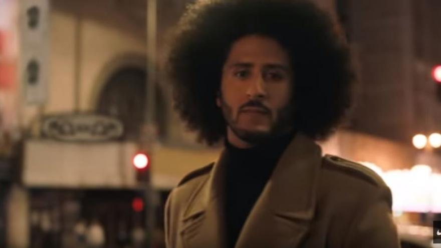 Milwaukee Native Colin Kaepernick Watched Ad Debut From Nike S Oregon Headquarters