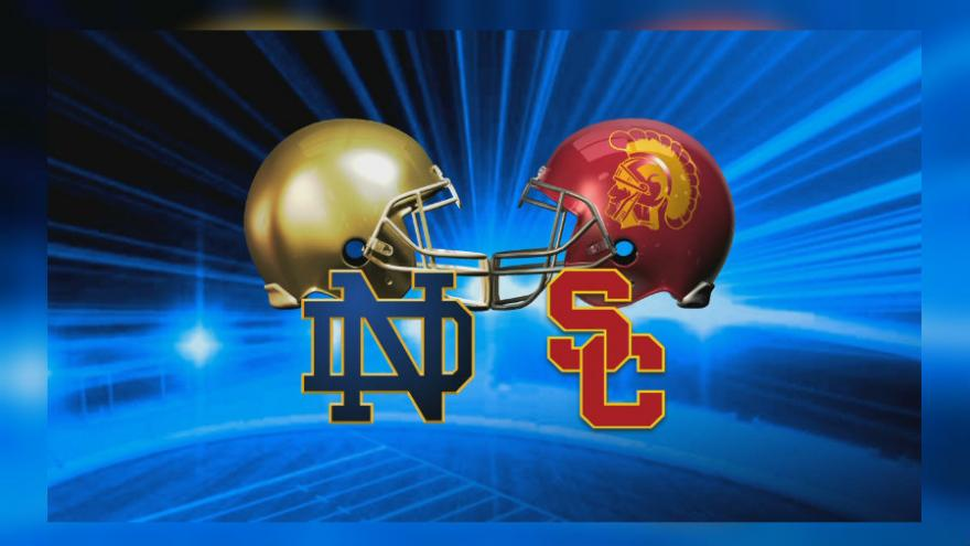 Notre Dame vs USC Trojans: The Irish remain undefeated (24-17)