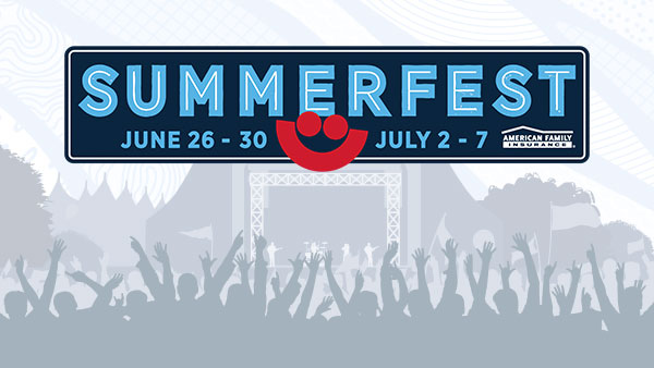 Summerfest adds more performances, including 4th of July