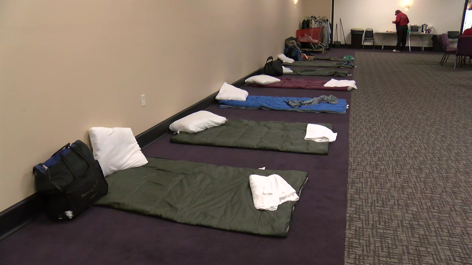 Milwaukee County Board to consider changes to warming shelter opening policies