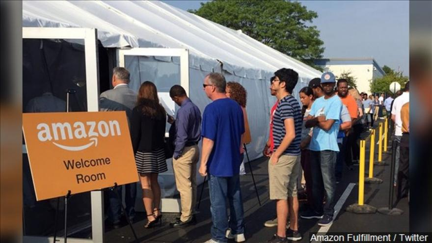 Amazon Gets 4m To Put 1 000 Job Warehouse Near Grand Rapids