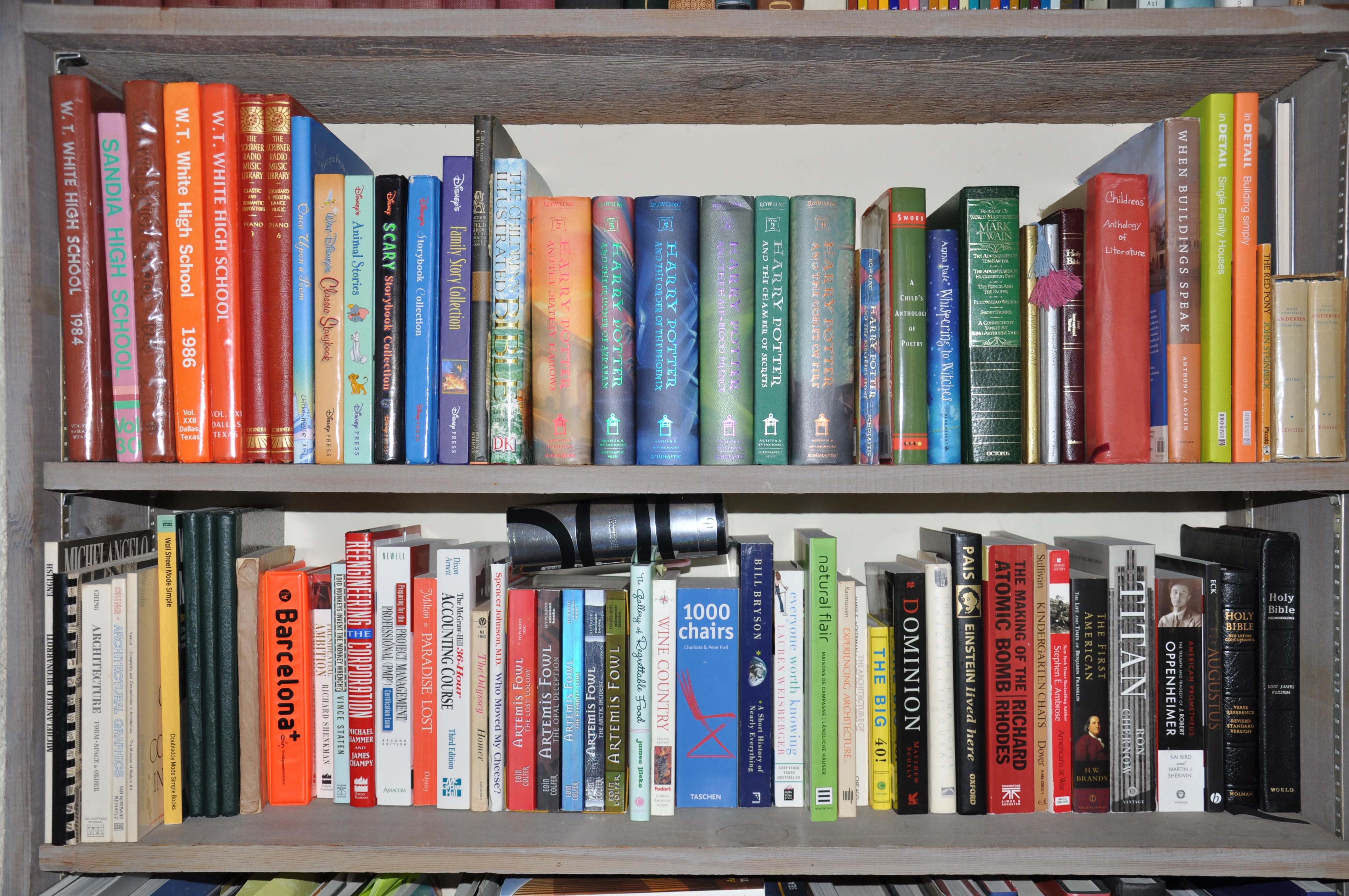 Book Donation Programs: Home
