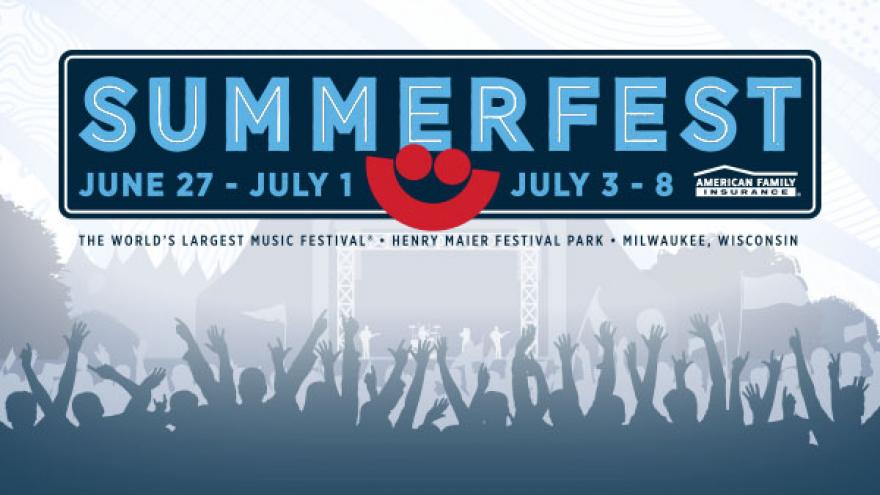 c16f797ed4709 Kohl s Family Day at Summerfest to be held July 1