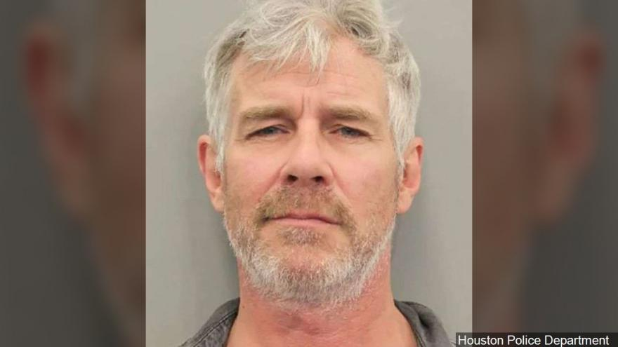 Police say they found 'Trivago' pitchman passed out in car in Houston