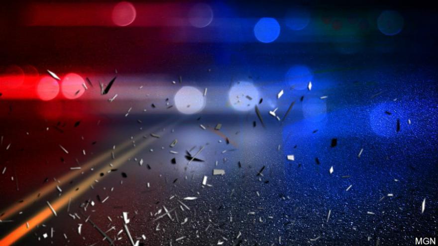 Multiple semi crash closes southbound I-65 Monday morning