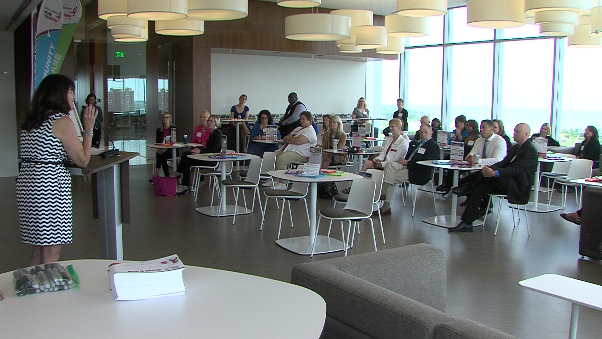 Komen Wisconsin hosts kickoff event for 'More Than Pink' walk
