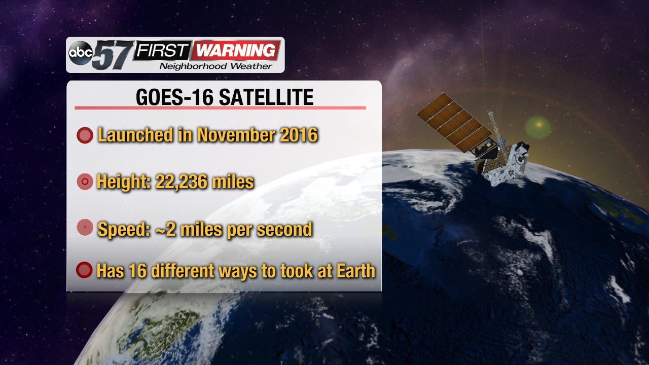 Weather satellite helping to increase tornado warning lead-time