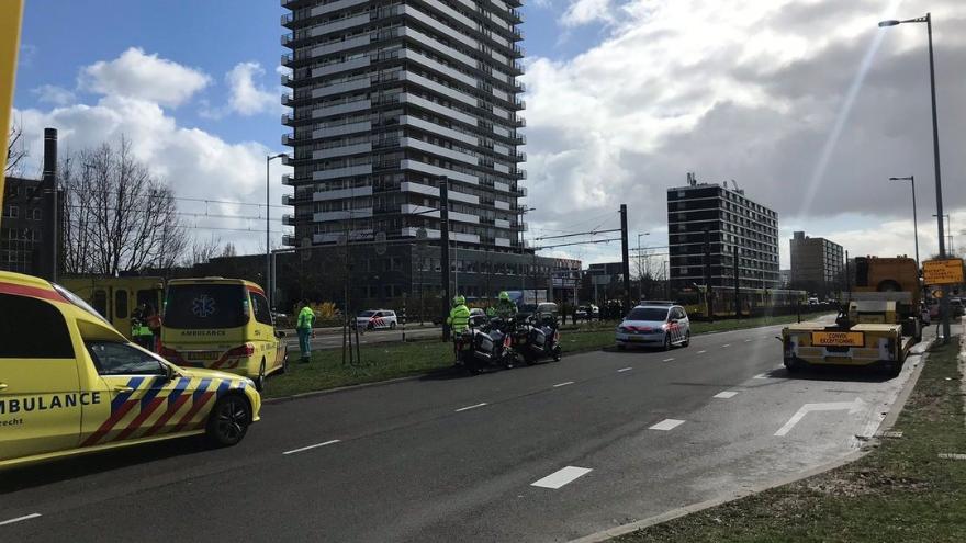 Many injured in tram shooting in Dutch city of Utrecht