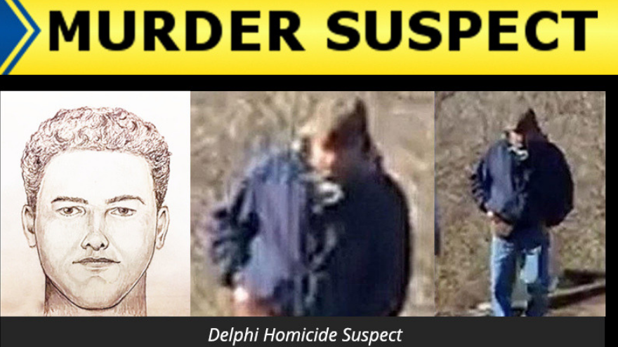 Task force clarifies Delphi murder suspect sketches