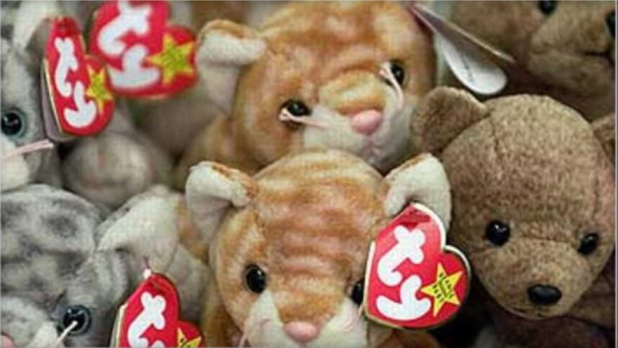Did you hang onto your Beanie Babies  There are 20 that could make you rich 1d36068c9162