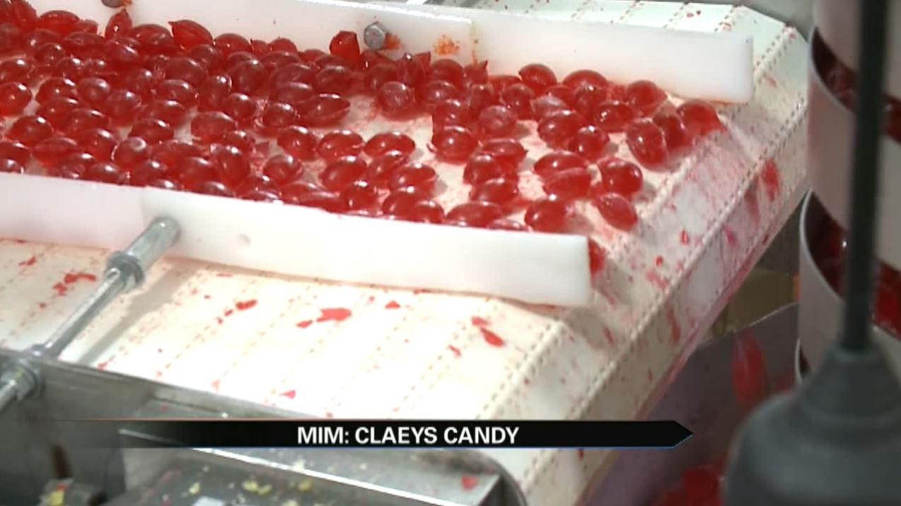 Made in Michiana: Claeys Candy