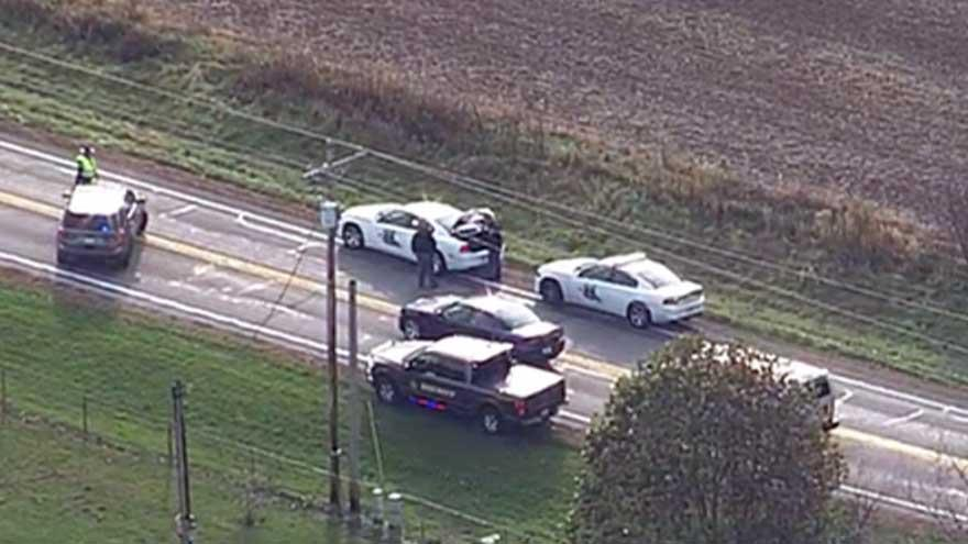 3 children killed at school bus stop in Indiana
