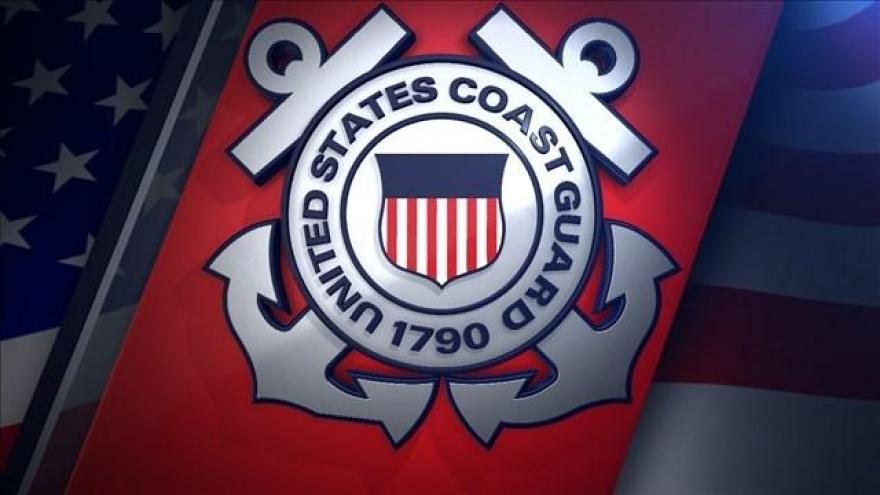 Coast Guard rescues man off Virginia's coast