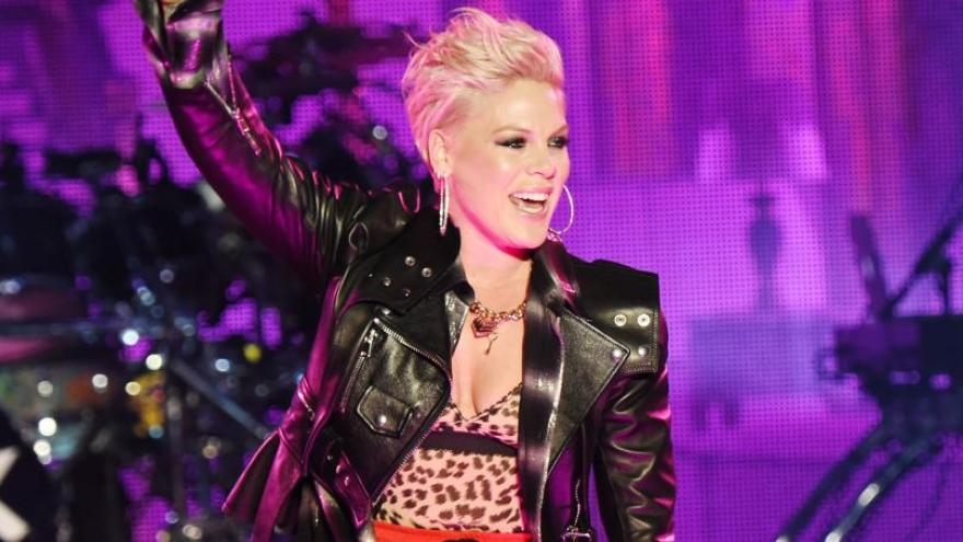 United States singer Pink tweets $500K pledge to fight Australia wildfires