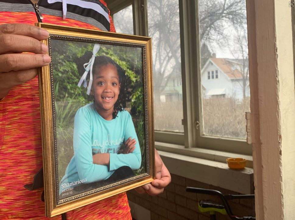 """Kids don't deserve this:"" Mom reacts after 11-year-old daughter is hit by bullet while in Milwaukee home"
