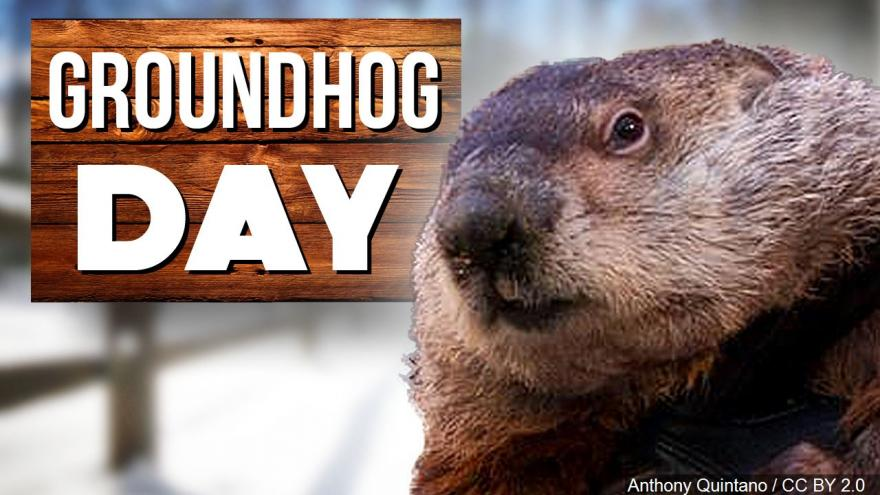 When is Groundhog Day and how to people celebrate it?