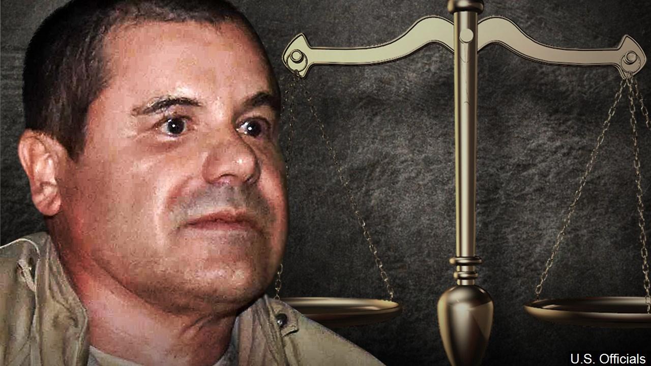 Notorious Drug Lord Joaquin Quot El Chapo Quot Guzman Convicted