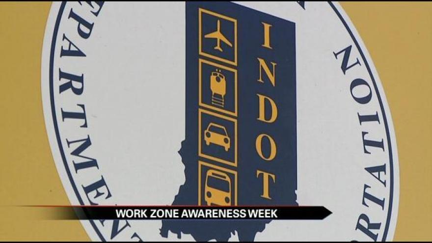 work zone awareness week starting mondayspring construction is picking back up and the governor wants to remind drivers to slow down in work zones