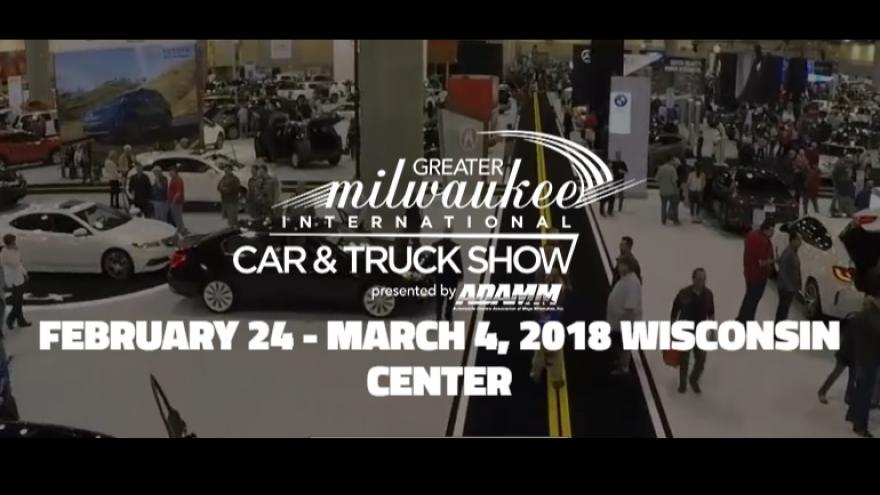Milwaukee Auto Show Features Latest Vehicles - Car show milwaukee 2018