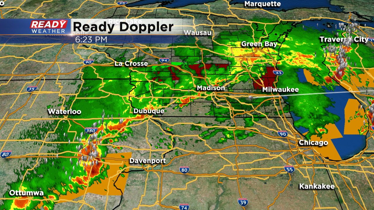 Embed Wdjt Weather Traffic Update Scattered Showers