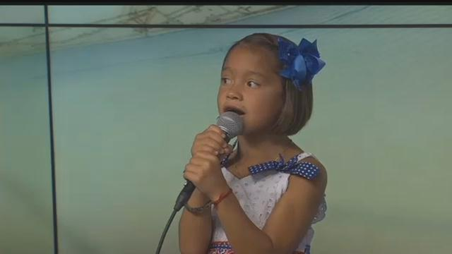 7-Year-Old from Racine to Sing National Anthem at Brewers Game