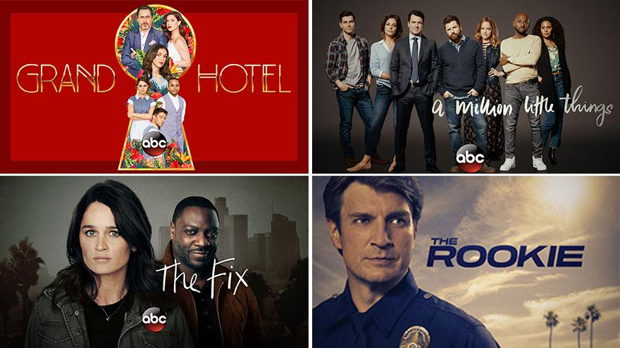 Abc New Series 2019 ABC announces fall primetime schedule with 6 new shows, 18