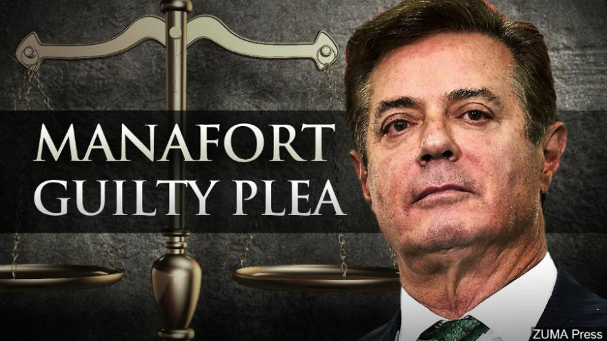 Despite Guilty Plea Paul Manafort Still Holds The Trump Card
