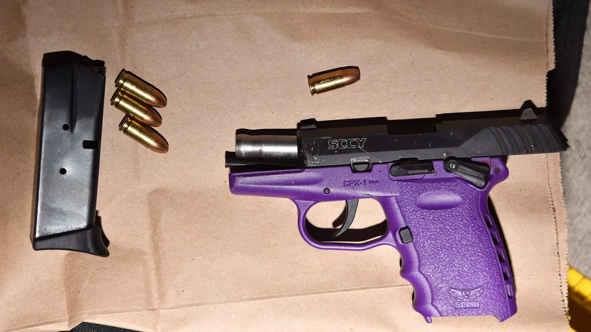 Gun recovered following officer-involved shooting near 21st and Concordia in Milwaukee  by