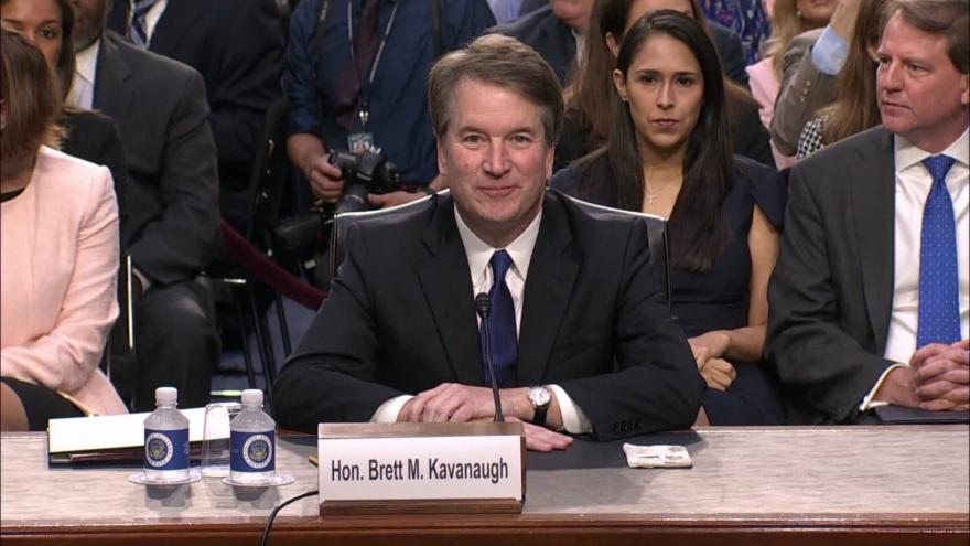 Senate Democrats demand 100,000 withheld Kavanaugh records