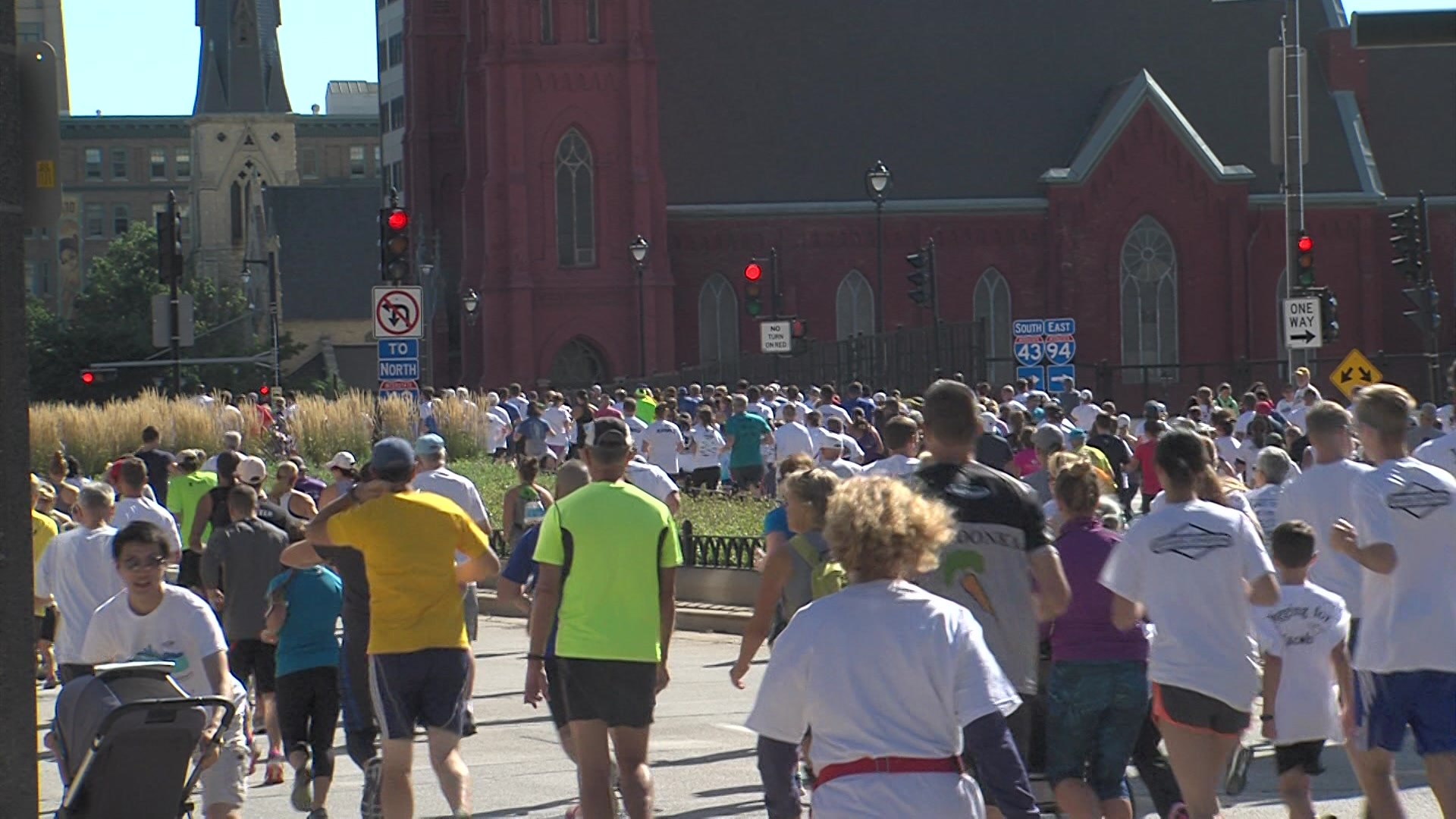 Briggs & Al's Run and Walk raises nearly $1M for Children's Hospital of Wisconsin