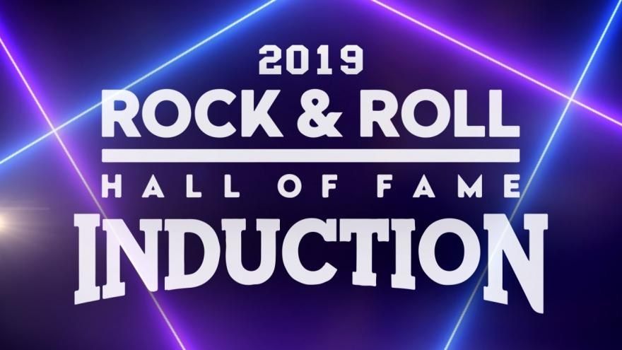 And the 2019 Rock and Roll Hall of Fame inductees are..