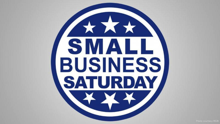 Shop local, save at Small Business Saturday Nov  24