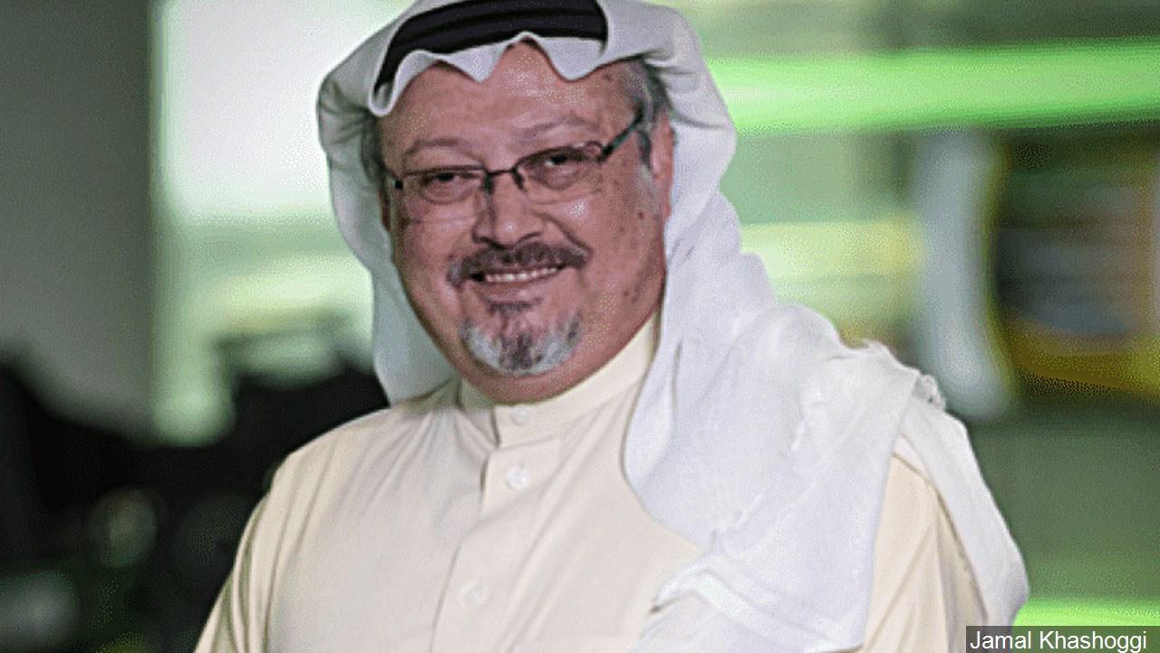 Jamal Khashoggi's Murder