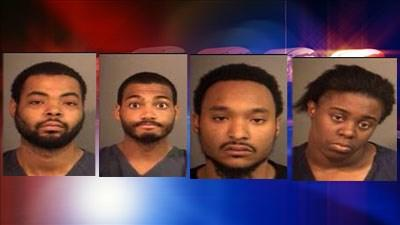 Six charged in connection with Jared jewelry store robbery