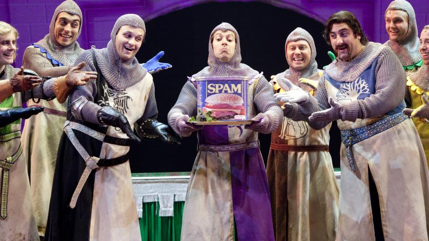 Beau Monty Pythonu0027s Spamalot Coming To Miller High Life Theatre