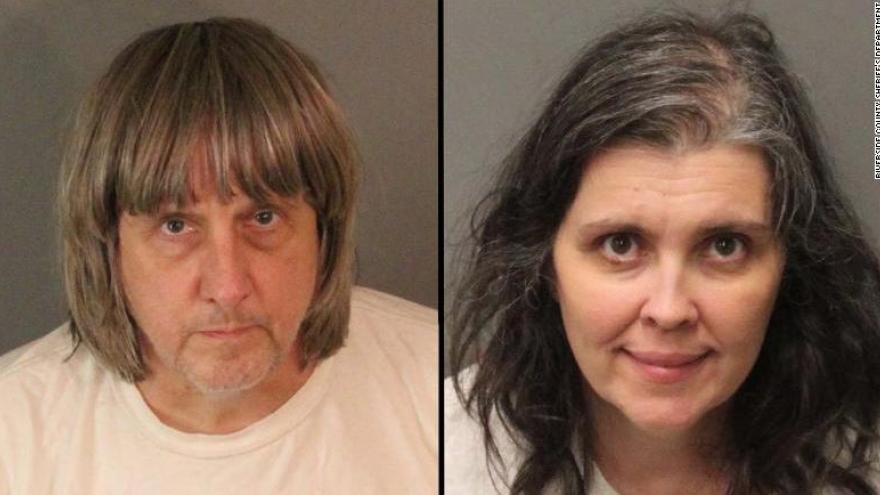 13 people held captive in California home, police say