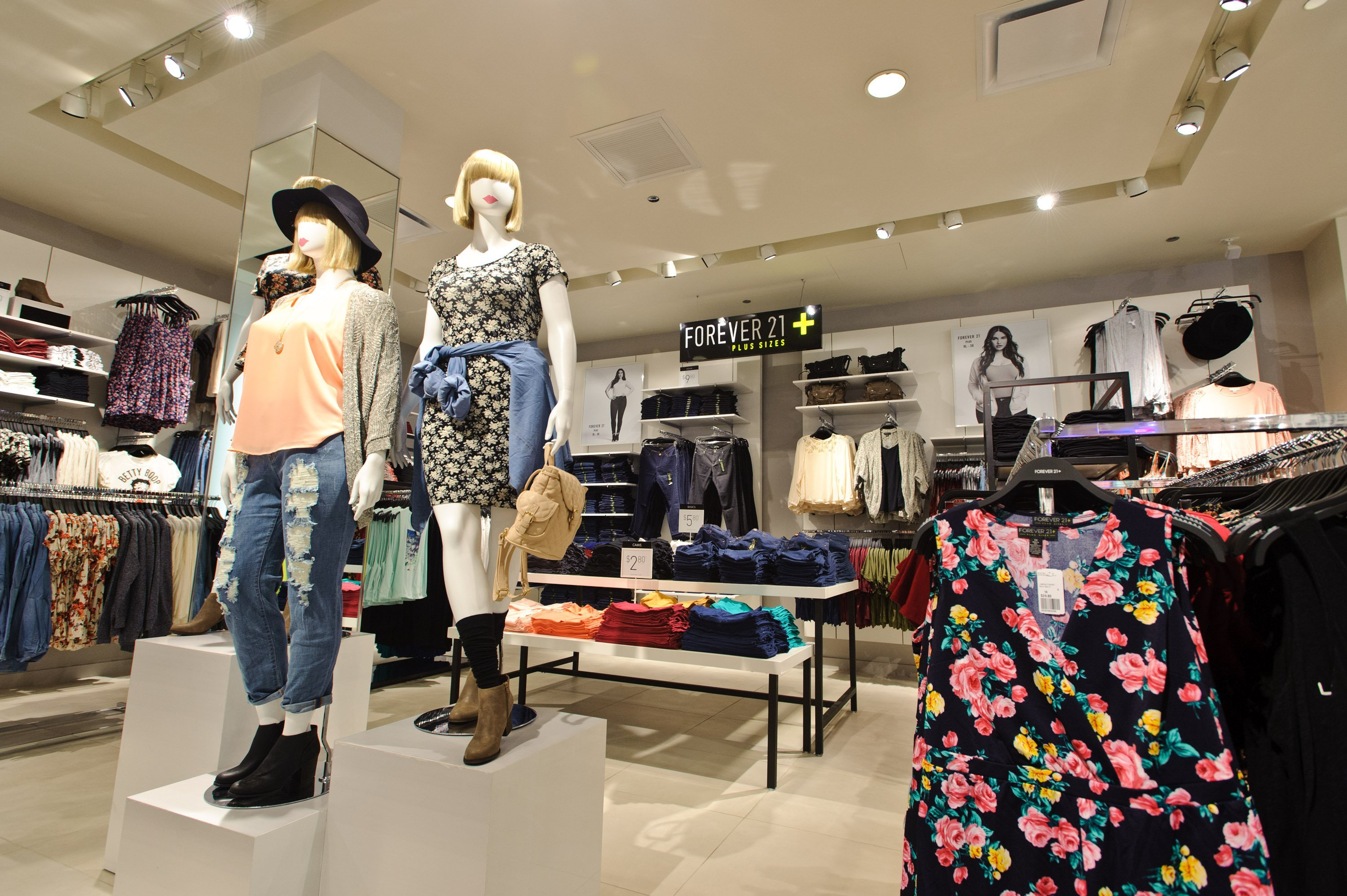 Forever 21 reportedly preparing to file for bankruptcy