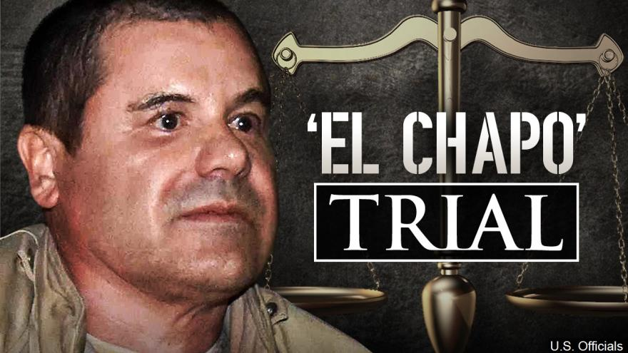 Former El Chapo mistress: 'I thought we were a couple. I'm confused'