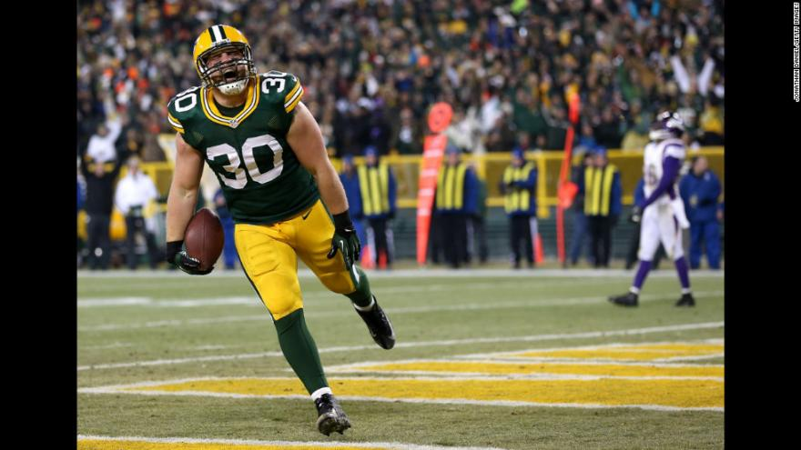 John Kuhn retires with Green Bay Packers