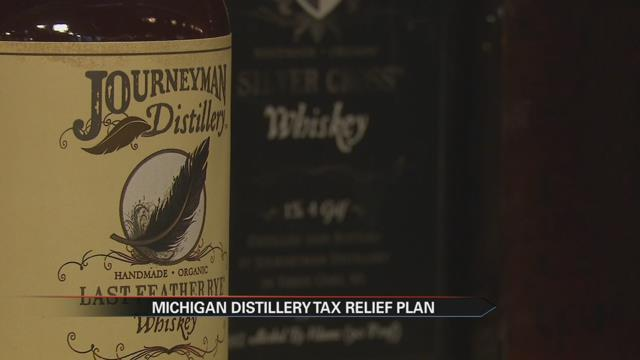 Senator Looks To Ease Burden For >> Mi Senate Bill Looks To Ease Tax Burden On Distilleries